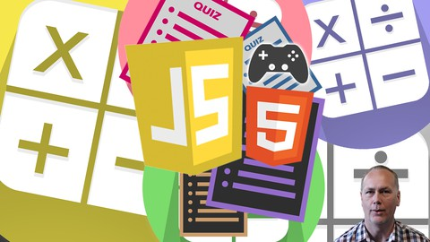 JavaScript Math Games project for learning code from scratch