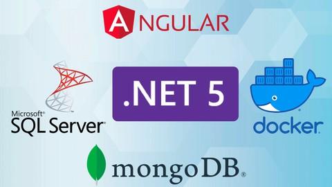 Microservicios con ASP.NET 5, Angular, MongoDB, Docker