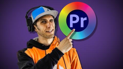 Color Correction & Grade | Adobe Premiere Pro 2020
