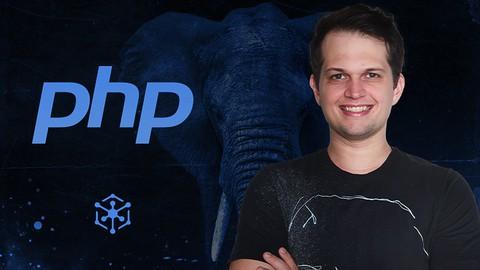 PHP do Zero a Maestria + 4 Projetos incríveis