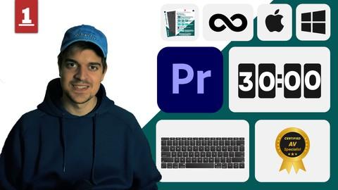Adobe Premiere Pro 2021 - Beginners Edition