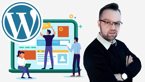 Install and configurate the wordpress website yourself!