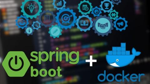 Microservicios con spring boot Docker Open API y swagger