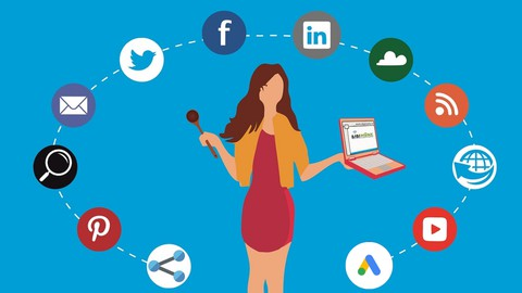 Digital Marketing & SEO Complete Course: Latest Edition 2021