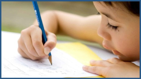 Overcoming Dysgraphia writing challenge in Early Childhood