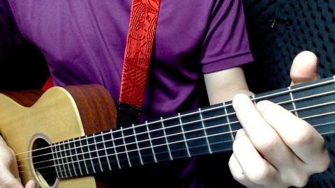 【今だけ無料公開中!】楽譜が読めなくても大丈夫。初心者向けアコースティックギター講座