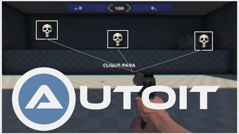 Aprenda a criar [AimBot] para games FPS usando [AutoIT]