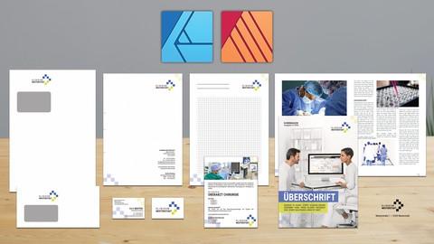 Corporate Design mit Affinity Designer & Affinity Publisher