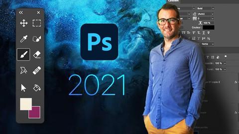 Photoshop CC 2021   Initiation   Outils + Ateliers Créas