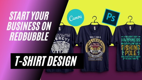 Start Your T-shirt Design Business On Redbubble