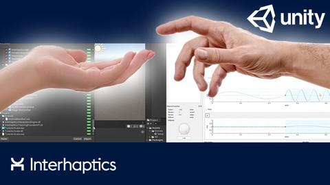 Haptic Design for XR using Unity3d & Interhaptics