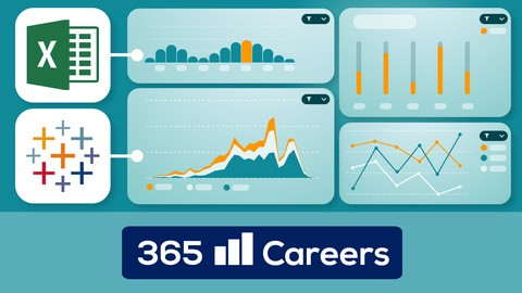 Professional Dashboards in Excel and Tableau