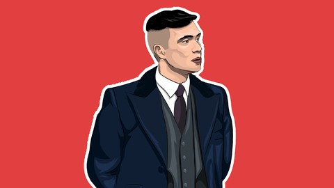 Learn to Draw Vector Art/Dope Illustrations and Earn Money