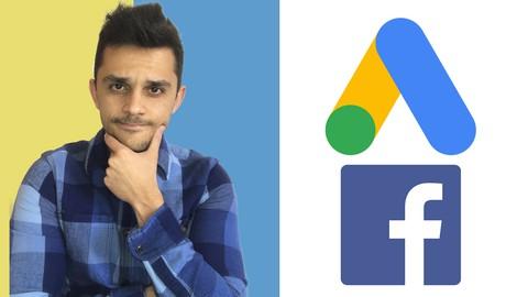 Estratégias de Tráfego Pago para Google Ads e Facebook Ads