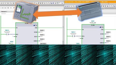 Comunicação aberta TCP/IP via Ethernet industrial para CLPs