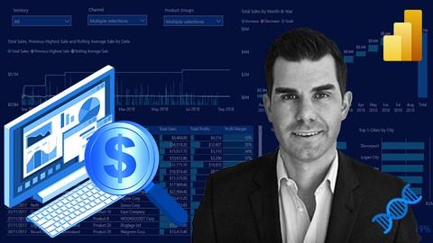 Financial Reporting w/Power BI