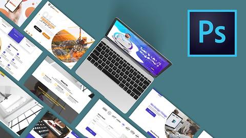 Создание сайта в Photoshop для новичков