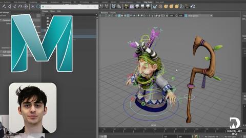 Rigging 101 For Games | Maya 2020