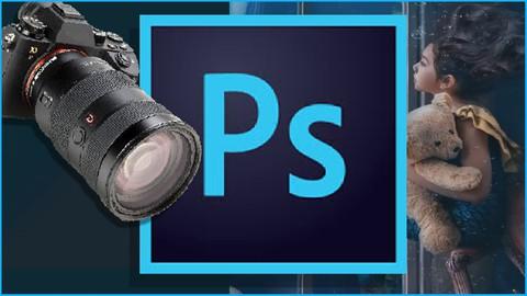 PhotoshopCC  2020 - Aprenda editar fotos como profissional.
