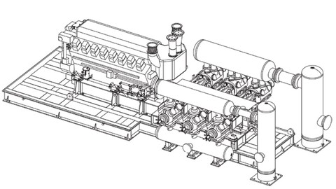 Compressor Piping and Layouts