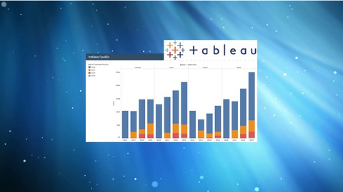 The Complete Tableau Bootcamp for Aspiring Data Scientists