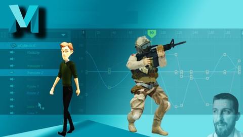 Autodesk Maya ile 3d Animasyon