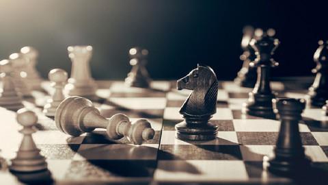 Xadrez: Vença com a Defesa Siciliana Scheveningen