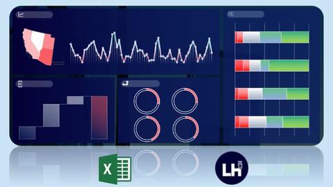 Microsoft Excel Intermediate - Creating a Dashboard