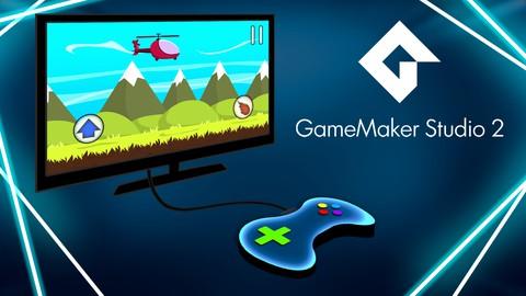Baştan sona oyun yapmayı öğren - GameMaker Studio 2 Dersleri