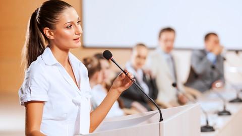 Public Speaking for Women