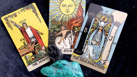 Mastering Major Arcana and Mystical Tarot Initiation
