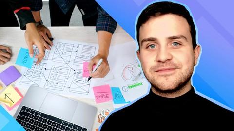 Design Thinking: Die vollständige Masterclass   Von A - Z