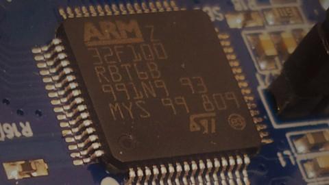 Gömülü Yazılım Arm İşlemciler ve STM32F1
