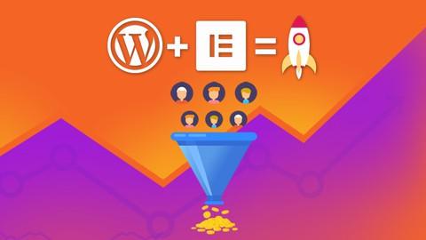 Landing Page y Embudos con WordPress y Elementor