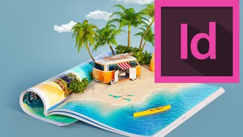 Adobe Indesign - Create your magazine