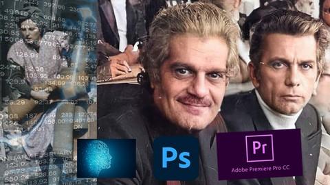 لون و حسن جودة أي صورة او فيديو باستخدام الذكاء الصناعي