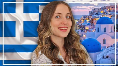 Complete Greek Course: Learn Greek for Beginners Level 1
