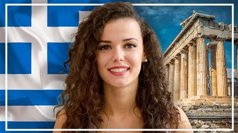 Complete Greek Course: Learn Greek for Beginners
