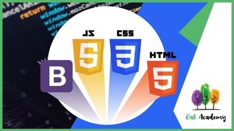 Full Front-End Web Development Course