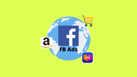 Facebook Ads For Amazon, Ebay & Lazada Sellers