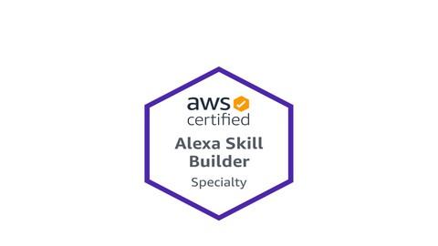 AWS Certified Alexa Skill Builder Specialty || 170+ unique q