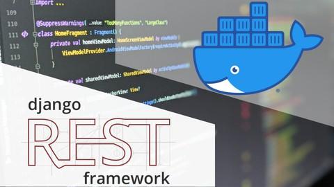 Django Rest Framework with Docker: A Practical Guide