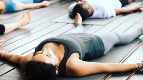 Yoga Nidra: El sueño consciente
