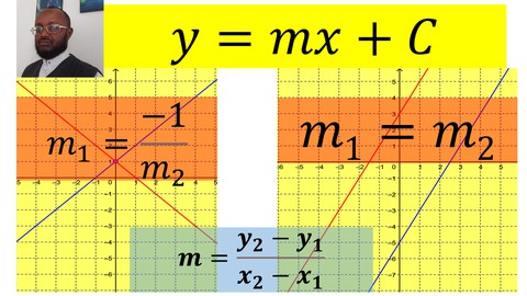 Finding the Equation of Straight Line.