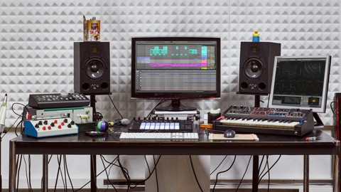Music Production - The Art Of Mixdown And Mastering
