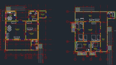 AutoCAD 2021 Complete Course 2D&3D From Beginner to Expert