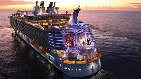 How to work and live onboard a cruise ship
