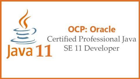 Java SE 11 Developer 1Z0-819 OCP Exam - Practice Tests 2021