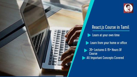 Complete React JS Course in Tamil