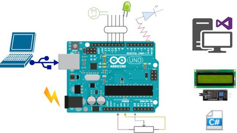 Learn Arduino Programming with Applications - All In One